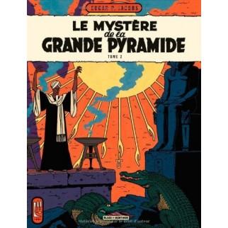 Blake et Mortimer - Le Mystère de la Grande Pyramide (Tome 2)