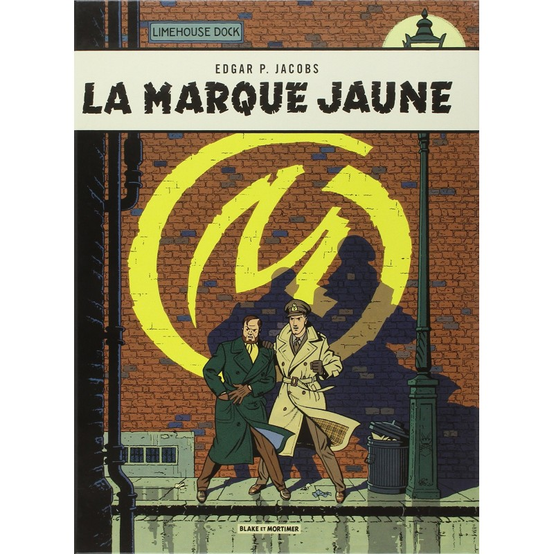 Blake et Mortimer - La Marque Jaune