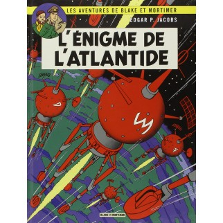 Blake et Mortimer - L'Enigme de l'Atlantide