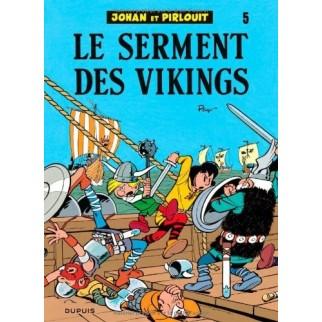 Johan et Pirlouit, tome 5 : Le serment des Vikings