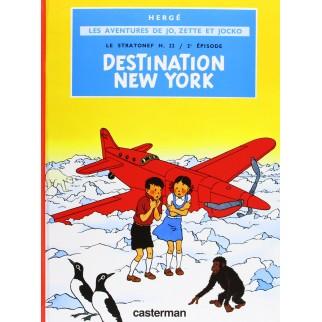 Les aventures de Jo, Zette et Jocko - Destination New York