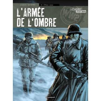 L'armée de l'ombre Tome 1 : L'hiver Russe