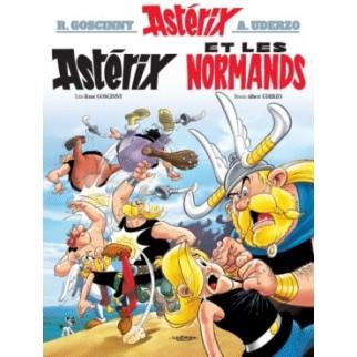Astérix et les Normands n°9