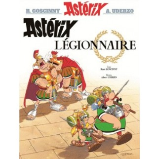 Astérix legionnaire n°10
