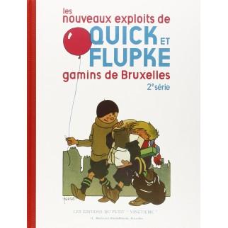 Quick et Flupke - Gamins de Bruxelles (Tome 2)