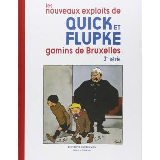 Quick et Flupke - Gamins de Bruxelles (Tome 3)