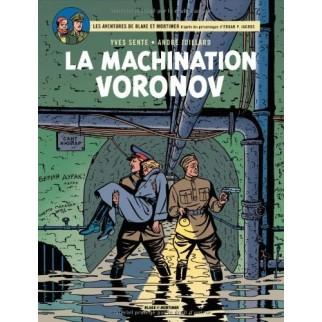 Blake et Mortimer - La Machination Voronov