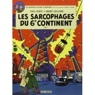 Blake et Mortimer - Les sarcophages du 6e continent (Tome 1)