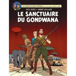 Blake et Mortimer - Le Sanctuaire du Gondwana