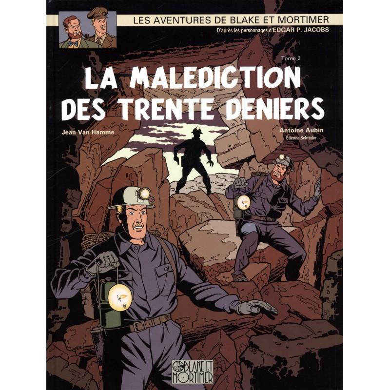 Blake et Mortimer - La Malédiction des trente deniers (Tome 2)