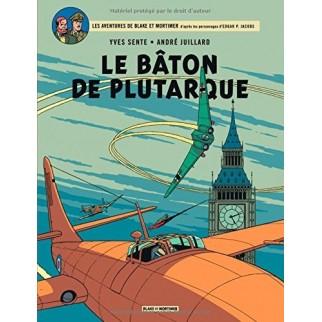 Blake et Mortimer - Le Bâton de Plutarque