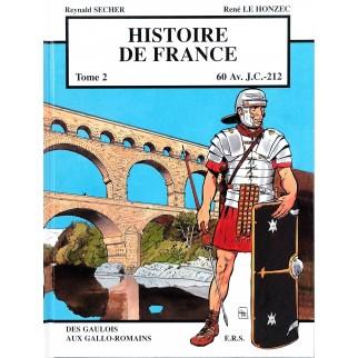 Histoire de France, Tome 2 : De 60 av. JC à 212