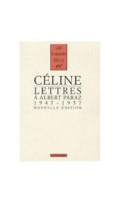 Lettres à Albert Paraz - 1947-1957