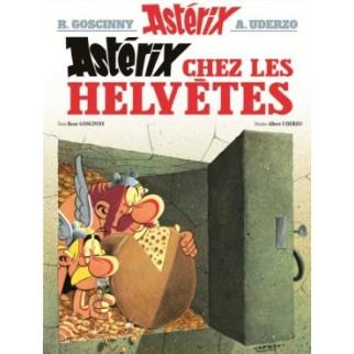 Astérix chez les Helvètes n°16