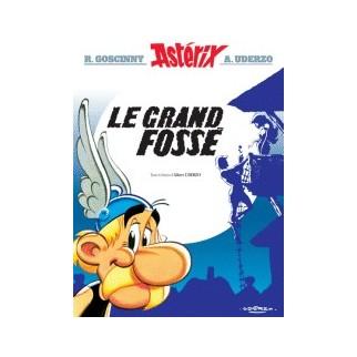 Astérix - Le Grand Fossé - n°25