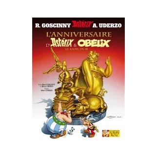 L'anniversaire d'Astérix et Obélix - Le Livre d'or - n°34