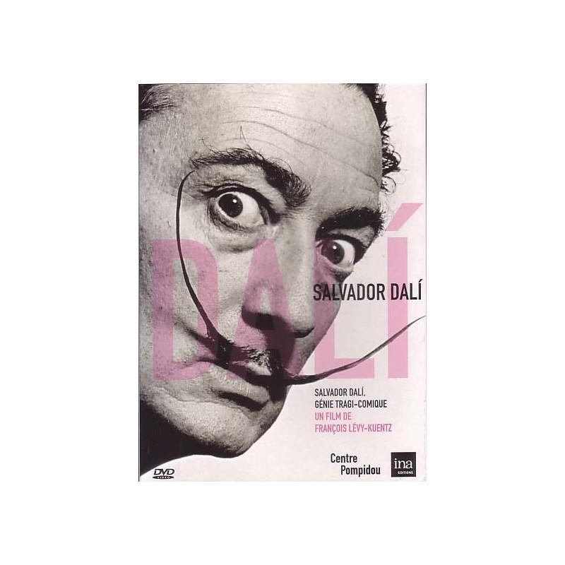 Salvador Dali, génie tragi-comique