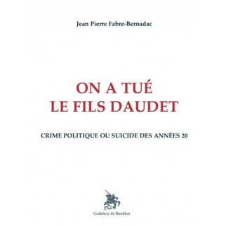 On a tué le fils Daudet