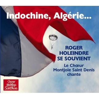 Indochine, Algérie... Roger Holeindre se souvient - Choeur Montjoie-Saint-Denis