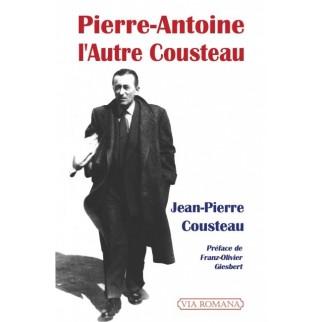Pierre-antoine l'autre Cousteau
