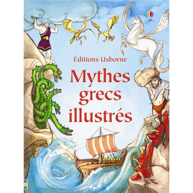 Mythes grecs illustrés