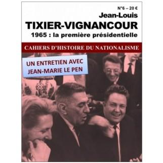 Tixier-Vignancour - 1965 : la première présidentielle