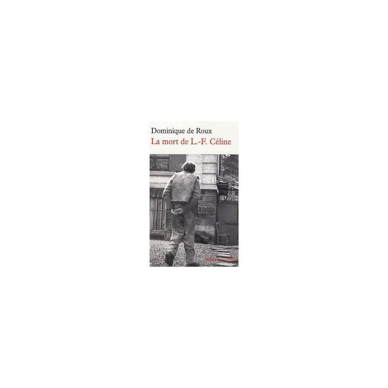 La mort de Louis-Ferdinand Céline