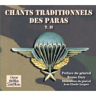 Chants traditionnels des paras T. II