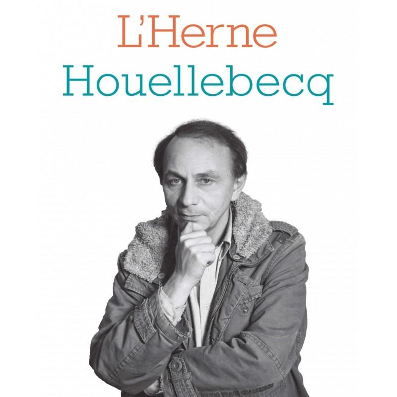 L'Herne : Houellebecq