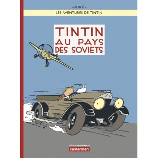 Tintin au pays des soviets (version colorisée)