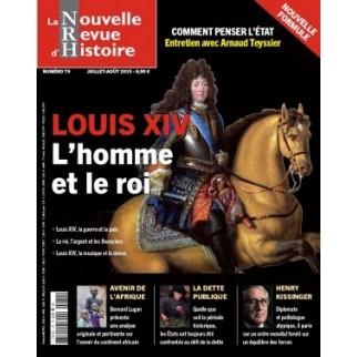 La Nouvelle Revue d'Histoire n°79