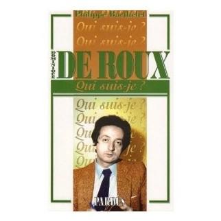 """""""Qui suis-je ?"""" Dominique de Roux"""