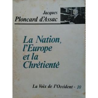 nation europe chrétienté