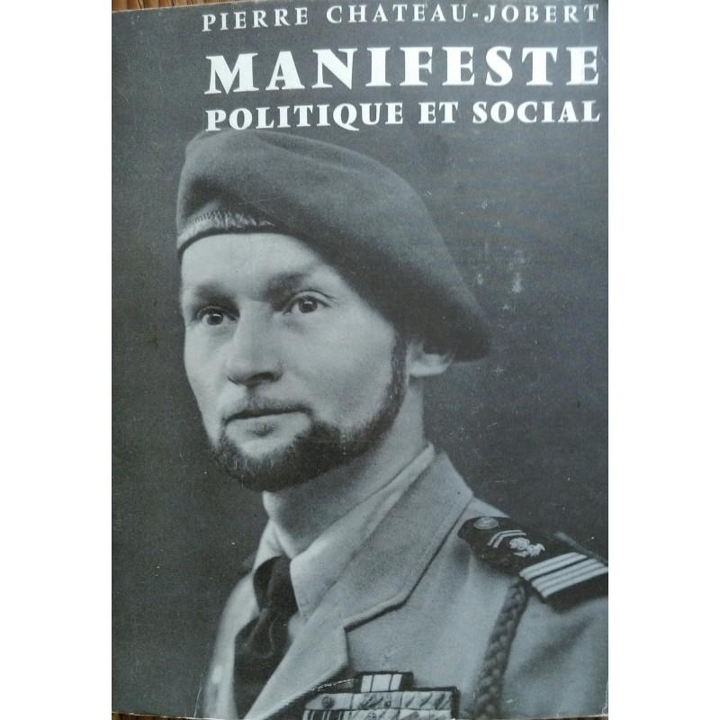 manifeste politique et social