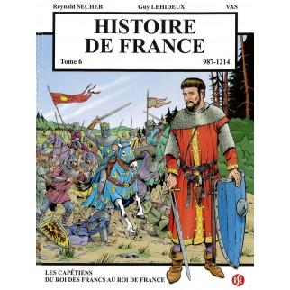 histoire de france 6