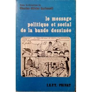 message politique de la bande dessinée