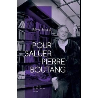 pour saluer Boutang