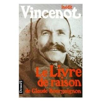 Le livre de raison de Glaude Bourguignon