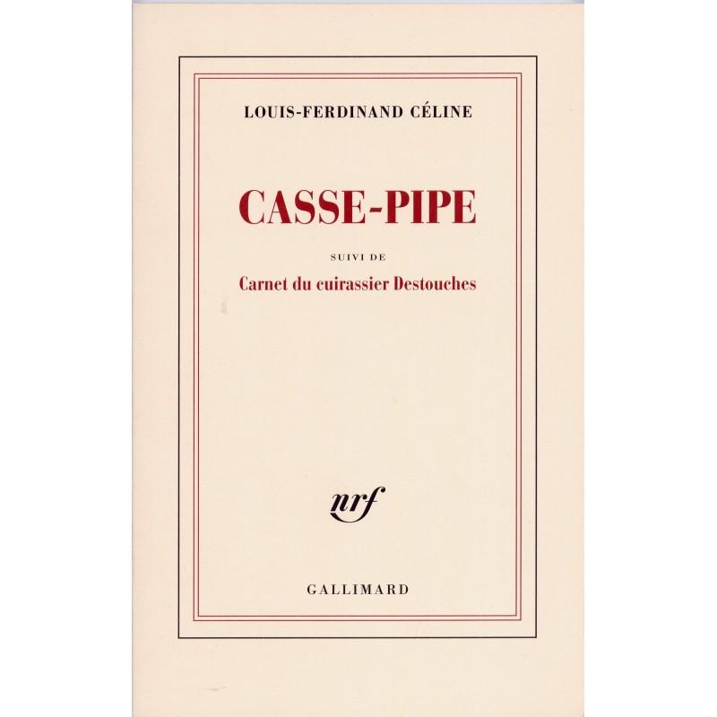 casse pipe