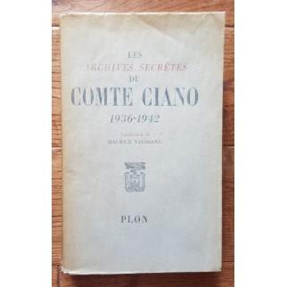 comte Ciano