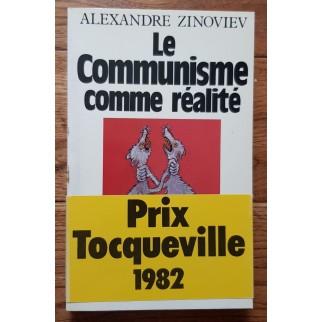 communisme comme réalité