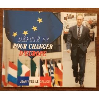 député pour changer d'europe