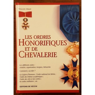 ordres honorifiques et de chevalerie