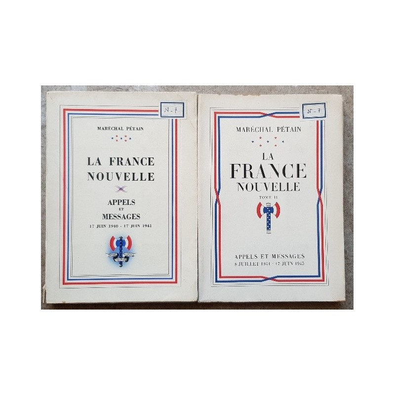 La France Nouvelle Pétain
