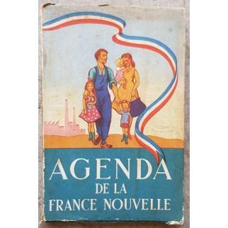 Agenda de la France nouvelle