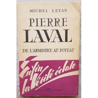 Laval armistice poteau