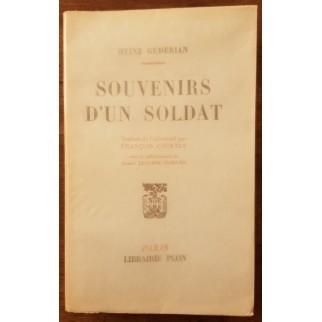 souvenirs d'un soldat Guderian