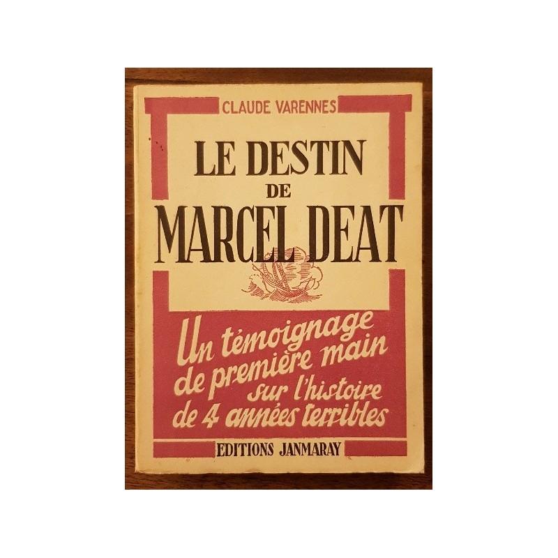 Marcel Déat Varennes