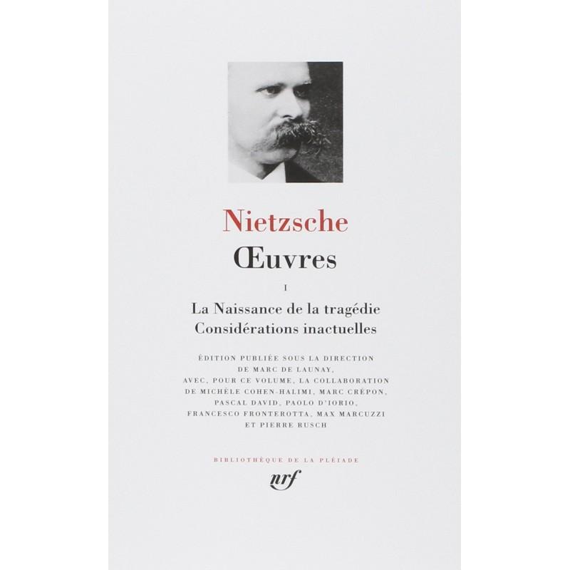 Pléiade Nietzsche