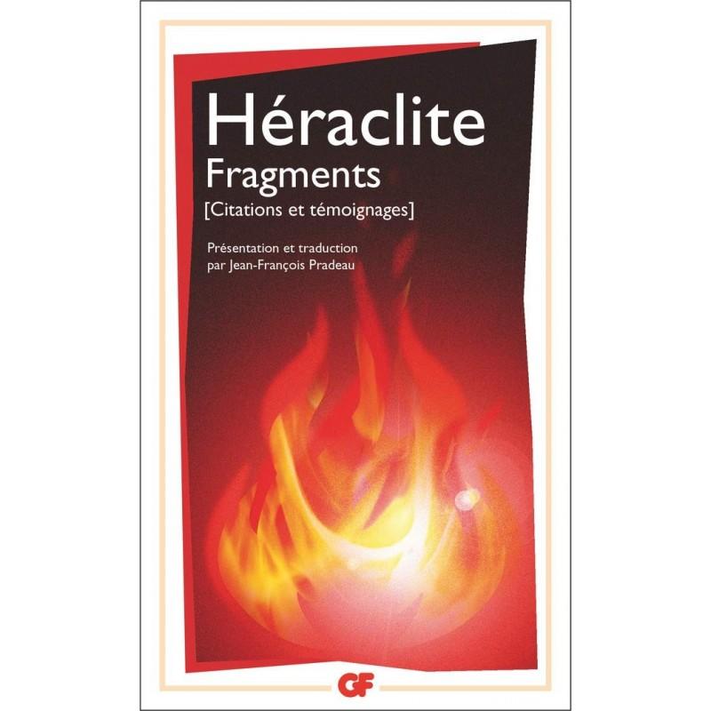 Héraclite fragments